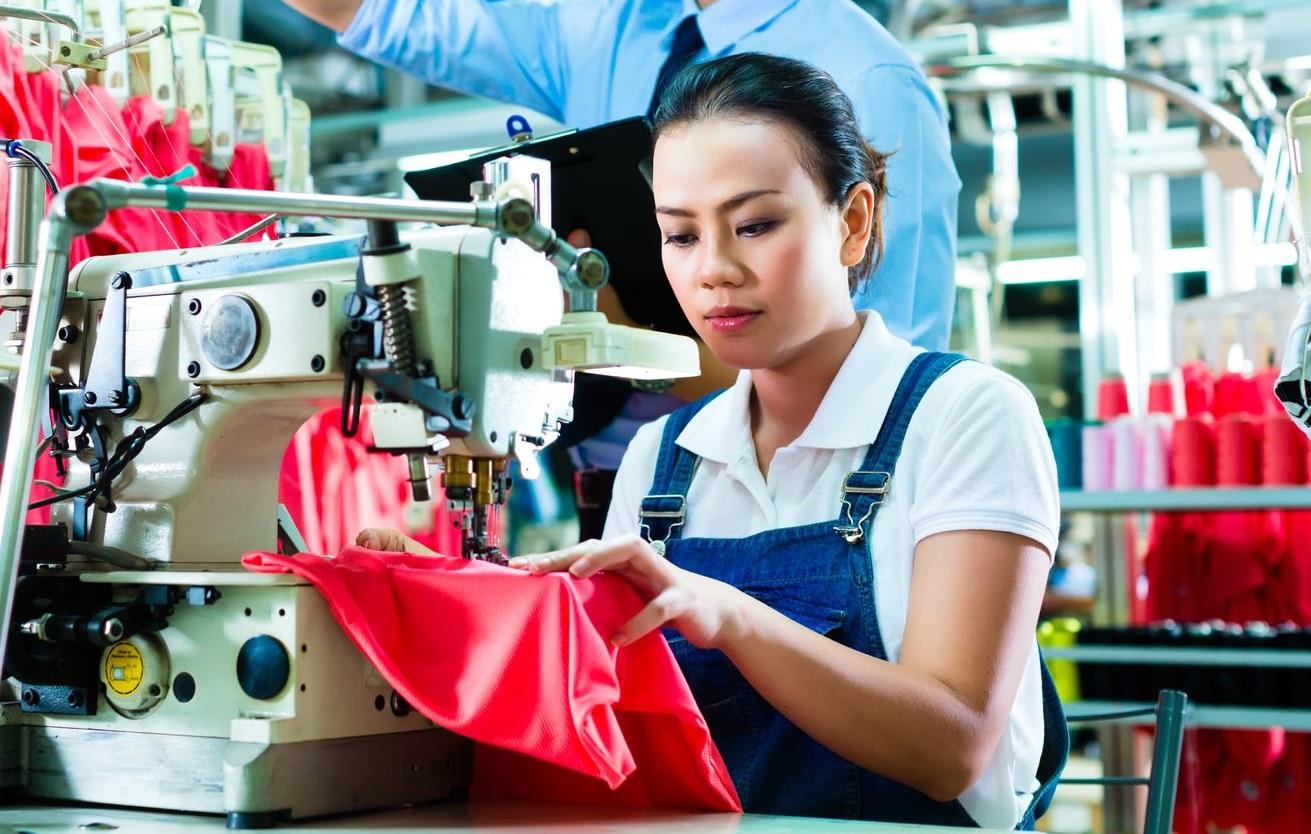 Производство товаров в Китае